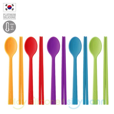 KIDS SPOON&CHOPSTICKS SET WSK3701