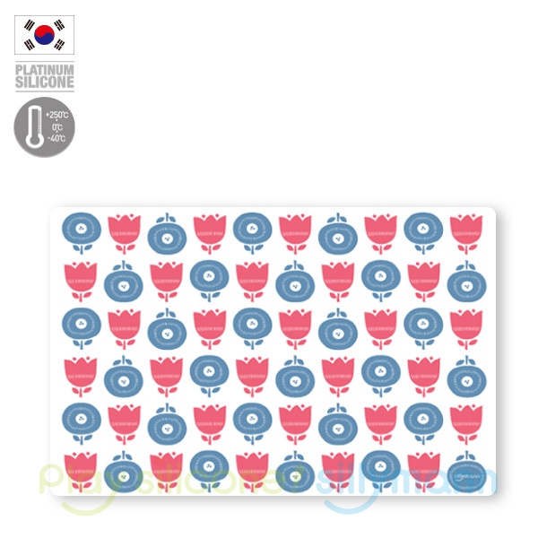 TABLE MAT(TULIP) WSK317