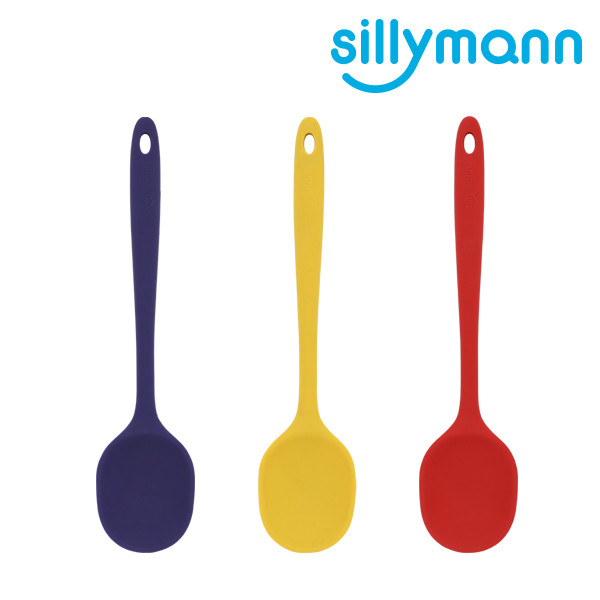 SILICONE COOKING SPOON WSK380