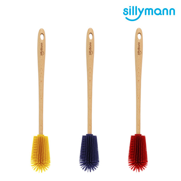 SILICONE PREMIUM BOTTLE BRUSH WSK323