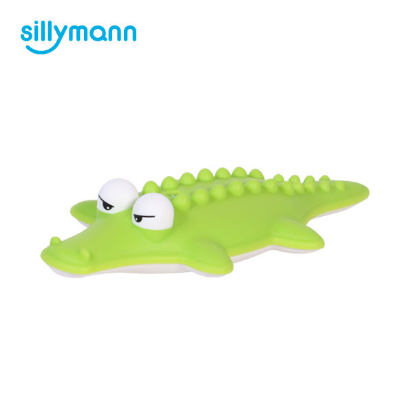 SILICONE SWIMMING CROCODILE WSB212