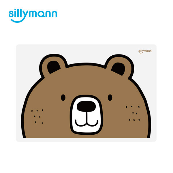 SILICONE KIDS TABLE MAT(BEAR) WSB264