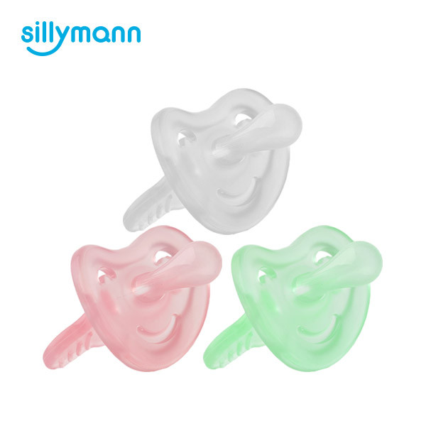 SILICONE SOOTHER WSB220