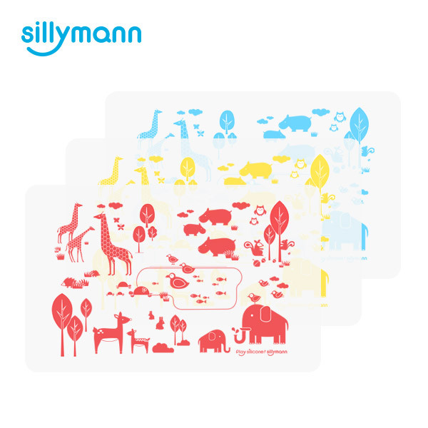 SILICONE KIDS TABLE MAT(ANIMAL) WSB264