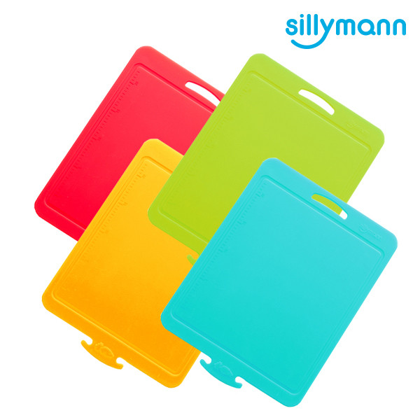 [sillymann] silicone chopping board(L) WSK302-copy