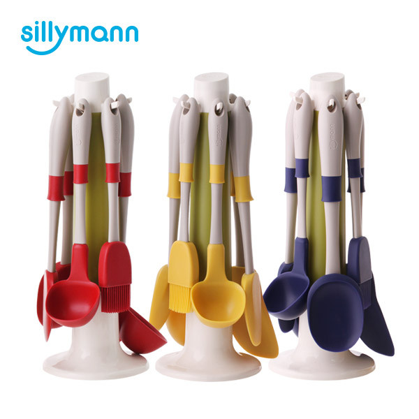 EASY GRIP KITCHEN TOOL SET WSK3246