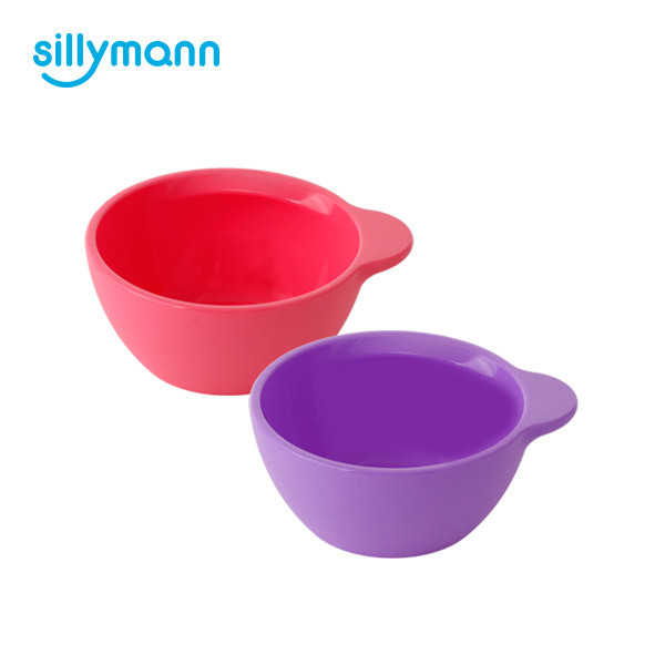SILICONE BABY FOOD BOWL(L) WSB252