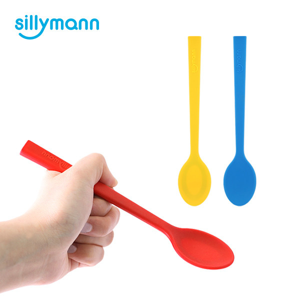 SILICONE KIDS SPOON WSK370