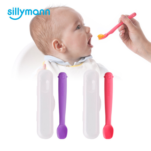 SILICONE BABY SPOON(S) WSB234