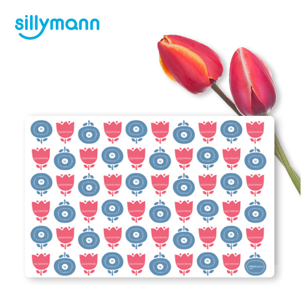 TABLE MAT(TULIP)-L WSK327