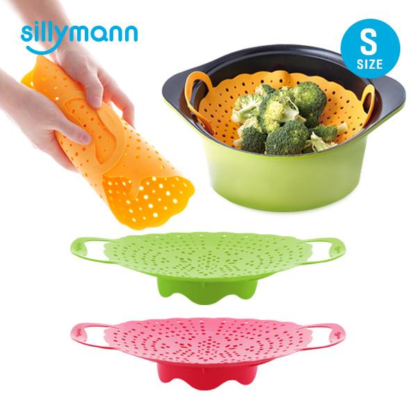 [sillymann] silicone steam trivet(S) WSK340