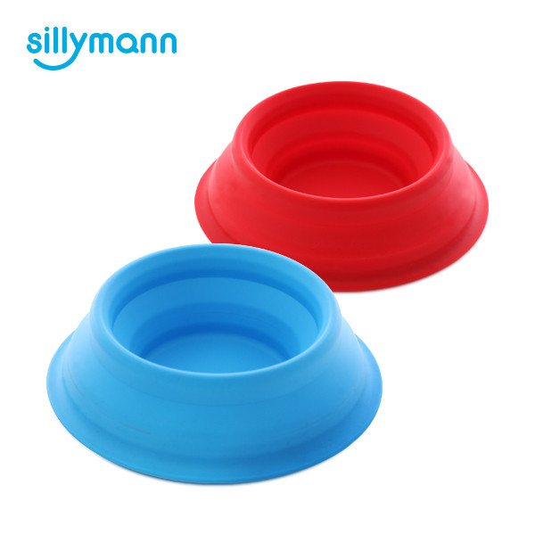 COLLPASILBLE PET BOWL WSK416