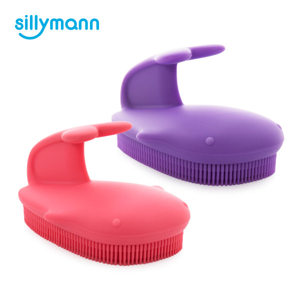 SILICONE BATH BRUSH WSB205