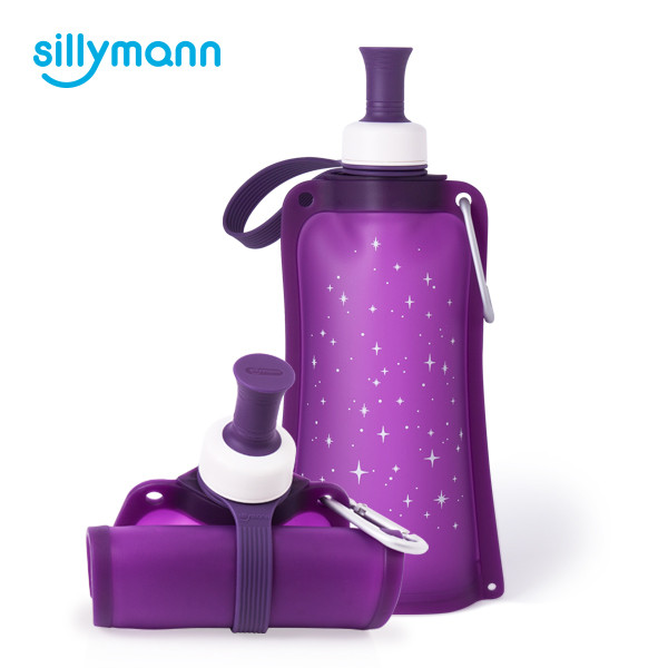 SILICONE WATER POUCH JUMONY(URBAN PURPLE) WSK423