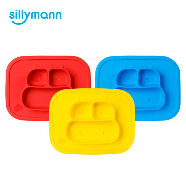 SILICONE MILK COW PLATE MAT WSB261