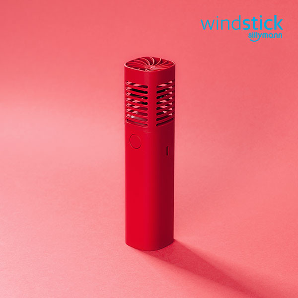 WIND STICK (Red) WEL131