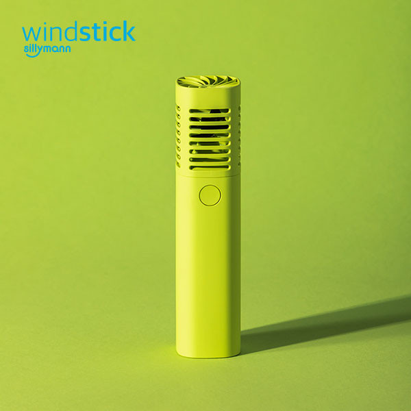 WIND STICK (Lemon green) WEL131