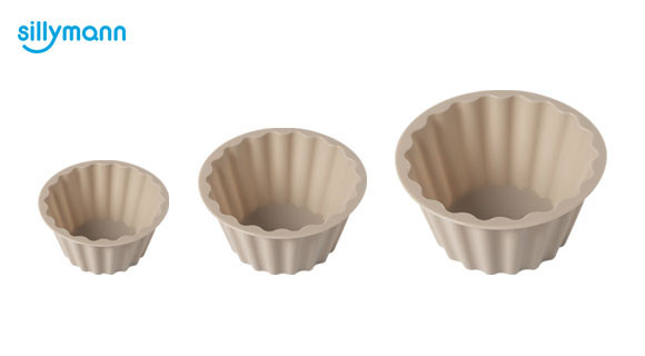 HARMONY SILICONE MUFFIN MOULD(S) WSK4021